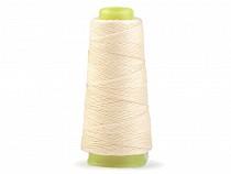 Waxed Polyester Thread