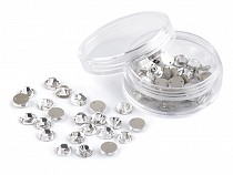 Sew on Rhinestones Ø8 mm