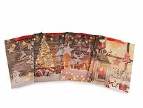 Gift Bag Christmas Motif small