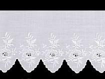 Madeira - štykování s velkými obloučky šíře 19 cm