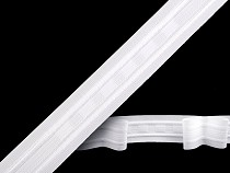 Pencil Pleat Curtain Heading Tape 2 width 25 mm