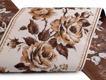 Tapestry Jacquard Fabric / Ribbon width 17.5 cm