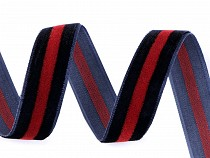 Trouser Side Stripe / Velvet Tape width 15 mm