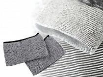 Elastic Seamless Knit Cuffs 5.5x20 cm