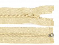 Spirálový zip šíře 5 mm délka 55 cm bundový POL