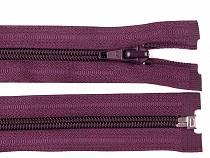 Spirálový zip šíře 5 mm délka 60 cm bundový POL