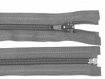 Spirálový zip šíře 5 mm délka 65 cm bundový POL