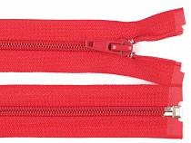 Spirálový zip šíře 5 mm délka 80 cm bundový POL