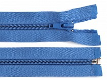 Špirálový zips šírka 5 mm dĺžka 80 cm bundový POL