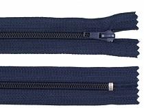 Spirálový zip šíře 5 mm délka 18 cm POL