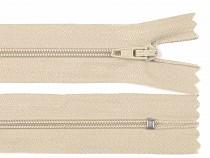 Spirálový zip šíře 3 mm délka 25 cm pinlock
