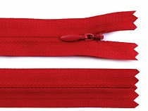 Invisible Nylon Zipper width 3 mm length 25 cm