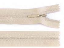 Invisible Nylon Zipper width 3 mm length 60 cm