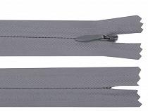 Invisible Nylon Zipper width 3 mm length 50 cm