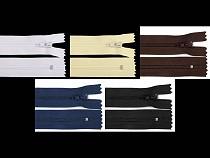 Špirálový zips šírka 3 mm dĺžka 16 cm autolock
