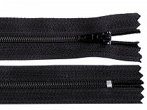Špirálový zips šírka 3 mm dĺžka 18 cm autolock