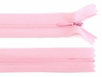 Invisible Nylon Zipper width 3 mm length 50 cm Dederon
