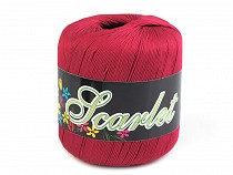 Knitting Yarn 100 g Scarlet