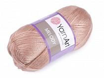 Fir de tricotat  Melody, 100 g