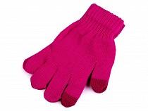 Mânuși tricotate pentru fete