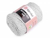 Fir de tricotat / croșetat Macrame Rope, 5 mm,  500 g