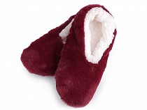 Ladies Winter Slippers with Anti-slip