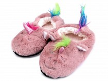 Children's Unicorn Home Slippers