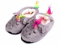 Children's Unicorn Home Slippers