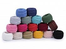 Häkelgarn aus Baumwolle 40 g