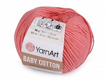 Kötőfonal Baby Cotton 50 g