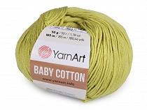 Knitting Yarn Baby Cotton 50 g