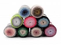 Pletacia priadza Macrame Cotton Spectrum 250 g