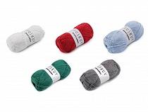 Pamut kötőfonal Pearl Cotton 100 g