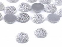 Szlifowane kamyczki Ø12 mm do naklejania