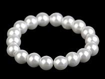 Brăţară din perle de sticlă