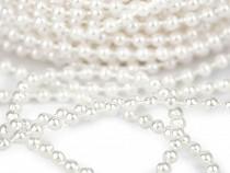 Perlenkette Deko Ø3 mm