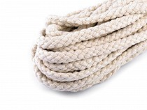 Braided Cotton Rope / Cord Ø8-10 mm