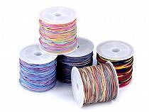 Cotton Cord / String Ø1 mm multicolor