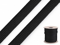 Flat Polyester Tape / Ribbon width 12 mm