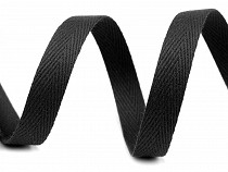 Köperband Breite 12 mm