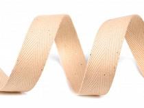 Köperband Breite 16 mm