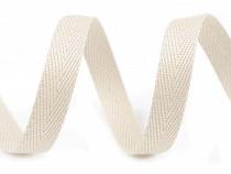 Köperband Breite 8 mm