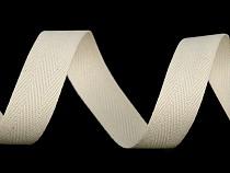 Cotton Twill Tape width 15 mm
