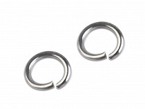 Stainless Steel Jump Ring Ø6 mm