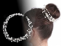 Imitation Pearl Hair Accessory