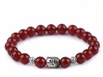 Ladies Buddha Bracelet Minerals