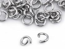 Zale bijuterii oțel chirurgical, Ø5 mm