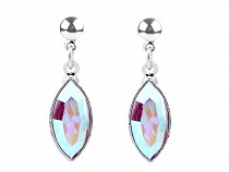 Dangle Earrings with Swarovski Elements Naveta