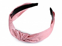 Sparkly Wide Knotted Headband