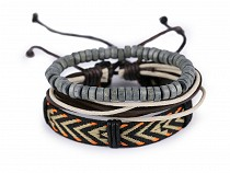 Set of Mens Bracelets